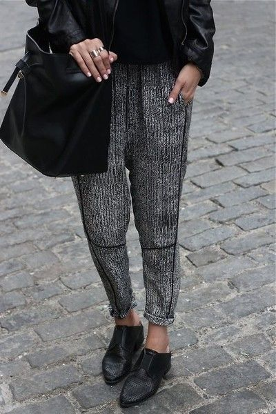 Monochromatic Ensemble - How to Wear Oxford Shoes Like the Fashion Badass You Are - Photos