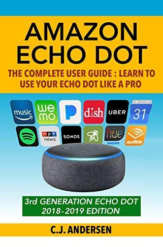 Pin by Karen Moham on Books to Read | Amazon echo, Alexa