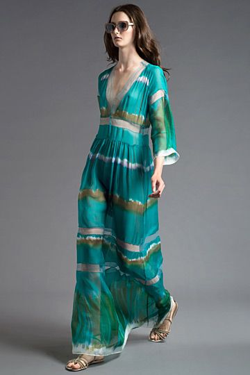 Alberta Ferretti Resort 2013 Womenswear