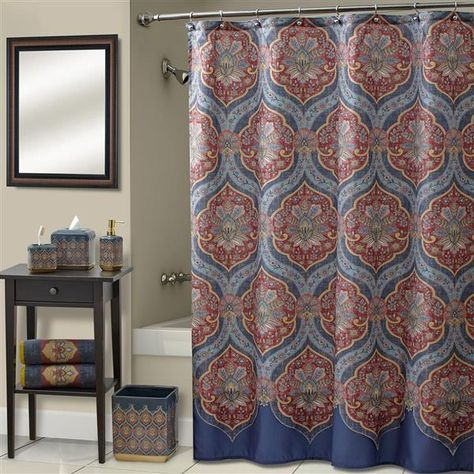 """1PC NEW BATHROOM BATH FABRIC SHOWER CURTAIN 70/"""" X 72/"""" WITH HOOKS READY TO HANG"""