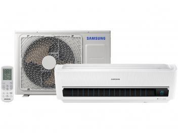 Ar Condicionado Split Samsung Wind Free Digital Inverter 12 000