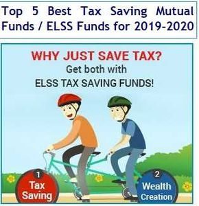 Best Funds For 2020.Top 5 Best Tax Saving Mutual Funds Or Elss Funds For 2019