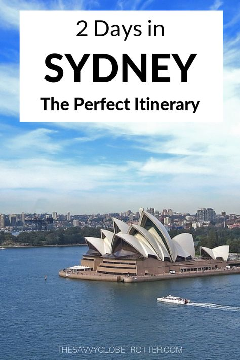 Best things to do in Sydney, Australia in 2 days. Click for the perfect Sydney itinerary including what to do and where to stay.***** Sydney Australia Things to Do in | Sydney Travel What to Do | Sydney Attractions Places to Visit | Sydney Australia Travel Vacations | Sydney Australia Hotels Posts | Sydney Australia Travel Destinations | Sydney Australia Attractions Travel Guide #sydneytravel  #sydneytravelguide #sydneythingstodo #australiatravel