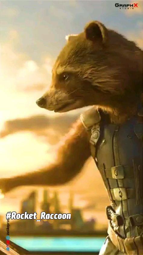 #Rocket_Raccoon