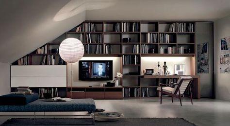 soggiorno-con-angolo-studio-l-3pyjdq.jpeg (640×350) | home notes ... - Zona Studio In Soggiorno