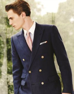 Gieves & Hawkes S/S 2012