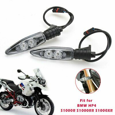For Bmw Hp4 S1000r S1000rr S1000xr 2 Front Rear Turn Signal Indicator Light Ebay In 2020 Indicator Lights Bmw Ebay