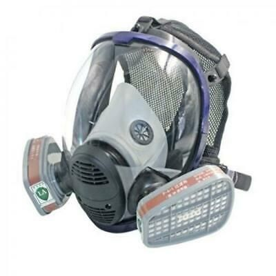 Ad Ebay Full Face Gas Mask Anti Organic Gas Safety Mask For