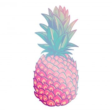 fun sunglass tropical holiday rest png golden glitter Watercolor fruit clipart disco Sugary Pineapples pink sun gold summer