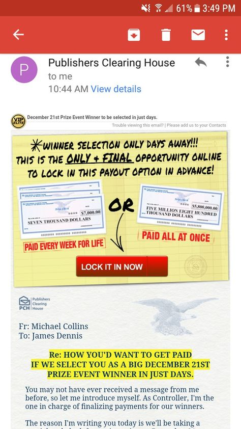 Pin by Nnero on Publisher clearing house in 2019 | Instant