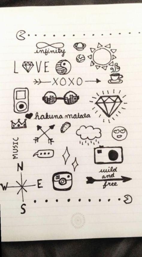 ✔ Cute Tumblr Drawings Small #cute #amizades mundorosa #ilhadogovernador