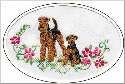 Airedale Terrier Dog Birthday Greetings Note Card 2 56 Picclick