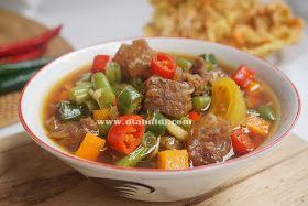 Diah Didi S Kitchen Asem Asem Buncis Campur Resep Masakan Resep Resep Makanan