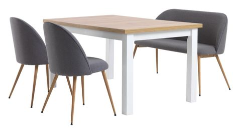 Markskel D150 193 2 Kokkedal Klupa In 2020 Table And Chairs