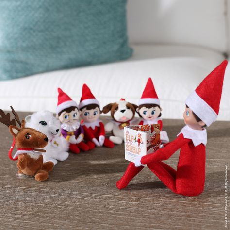 Mini Story Time The Elf On The Shelf Elf Ideas Easy Elf On The Shelf Elf