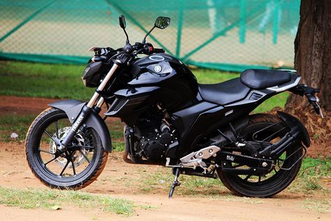 Yamaha Fz25 Review Knight Black Perfect Powerful 250cc Bike