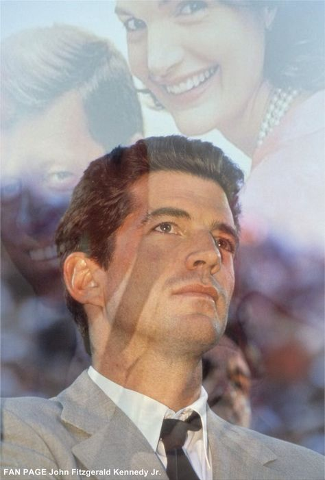 *JOHN F. KENNEDY JR.  What a beautiful Tribute~( I had such a crush on him)