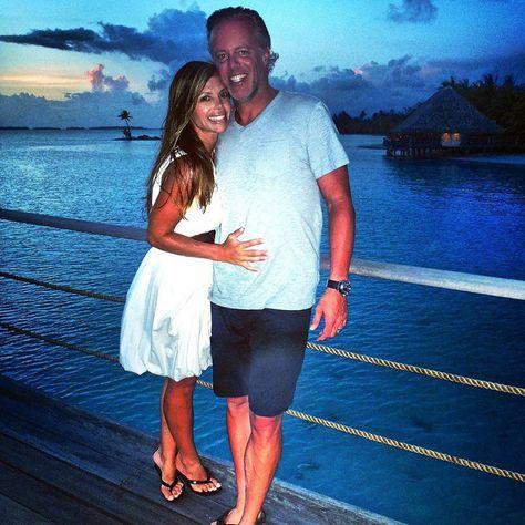 Beautiful evening with my beautiful wife! #FlippingVegas #GoliathCompany