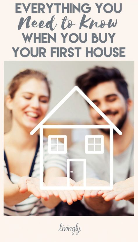THIS is what you really need to know when looking to buy your first house.