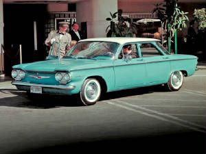 1960 Chevrolet Corvair 700 4 Door Sedan Chevrolet Corvair Chevy Corvair Vintage Muscle Cars