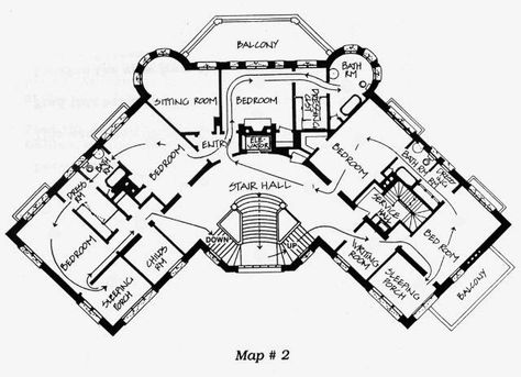 Pittock Mansion Level 2 With Images Mansion Floor Plan