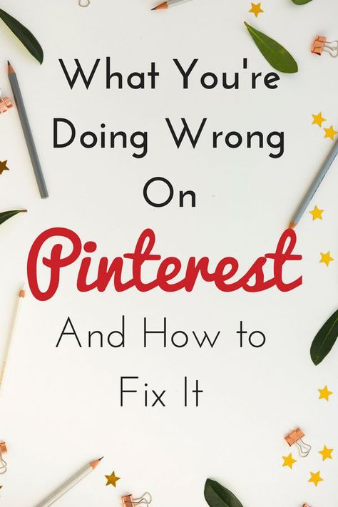 Are you a business or blogger look for tip and tricks to boost your social media success? Not use what's wrong with your Pinterest marketing strategy? This post will walk you through the elements every pin should contain. #bloggingtips #contentmarketing #pinterestmarketing #pinteresttips #socialmediatips #socialmediamarketing