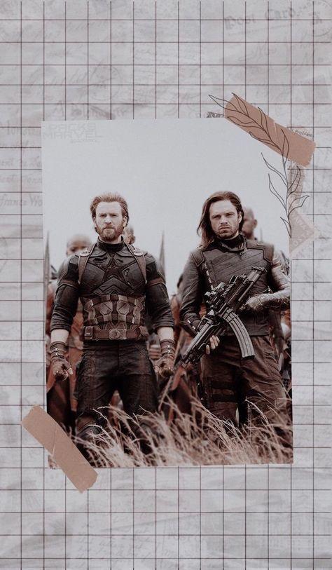 Steve & Bucky ♡