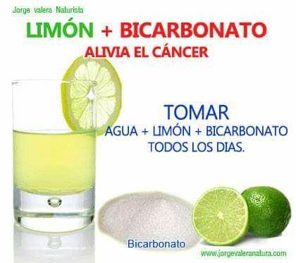 Pin De Santos Telumbre En Cancer Con Imagenes Bicarbonato De