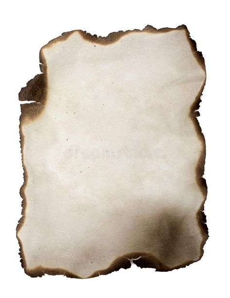 Burned Paper Isolated On A White Background Affiliate Paper Burned Isolated Background White Ad Burnt Paper Free Paper Texture Paper Texture
