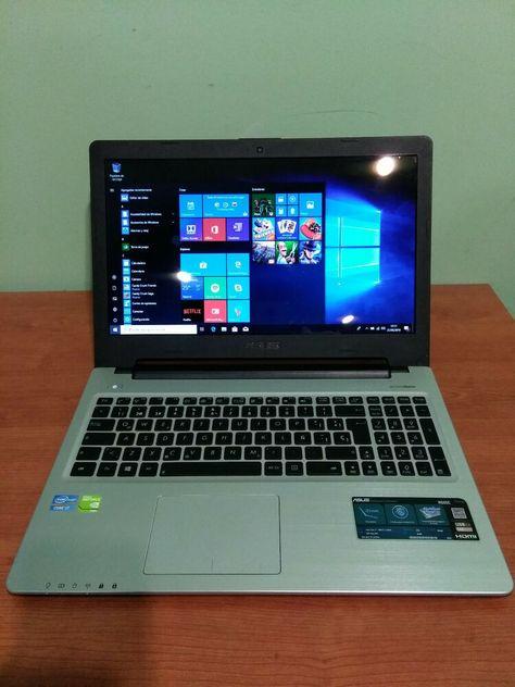 Portatil Asus R505c Intel I7 8gb Ram Ultraslim Portatiles