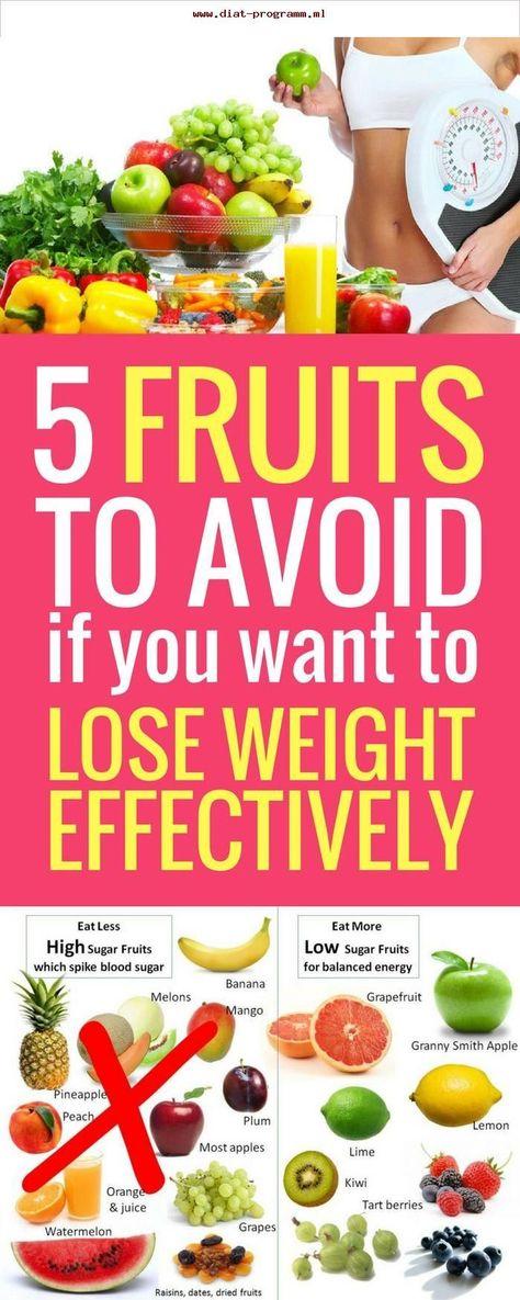 Sie Gewicht effektiv zu verlieren