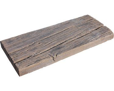Hausler Schwelle Aus Versteinertem Holz 67 Cm X 22 5 Cm X 4 5 Cm Kaufen Bei Obi In 2020 Versteinertes Holz Holz Terrassenbelag