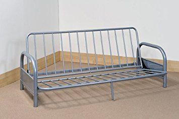 Metal Frame Futon Sofa Bed Best Collections Of Sofas And Couches