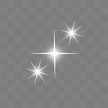 Gambar Berkilau Bintang Berkilau Putih Png Transparan Dan Clipart Untuk Unduhan Gratis Brilho Png Luzes Brilhantes Efeito De Luz