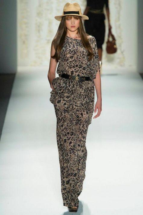 Rachel Zoe - Runway - Spring 2013 Mercedes-Benz Fashion