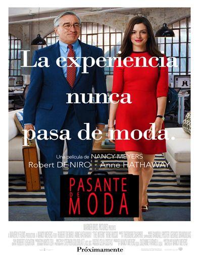 Estrenos Peliculas Online Gratis The Intern Movie Good Movies Robert De Niro