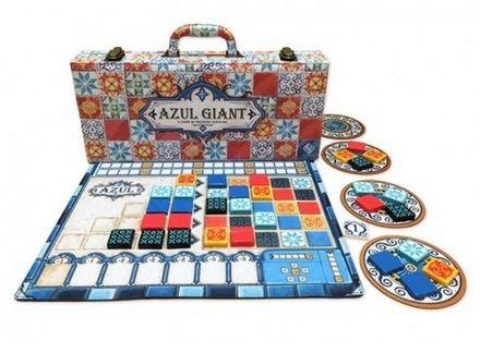 Il Gigante Tavoli Da Giardino.Azul Gigante Giant Edition Gioco Da Tavolo Giochi Da Tavolo