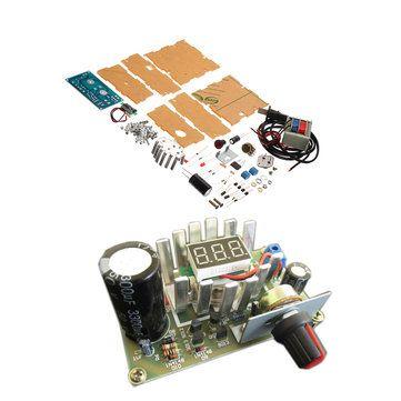 Diy Water Level Switch Sensor Controller Kit Sale Shopping India Banggood Mobile Diy Electronic Kits Diy Kits Diy Electronics