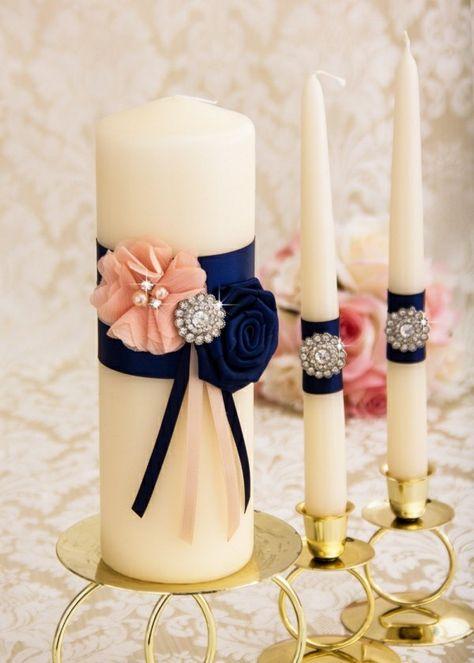 Schwarz Weiss Und Rosa Romantische Kerzen Selber Machen