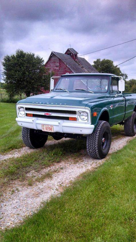 67-68 Chevy 4X4