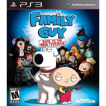 Video Games In 2020 Family Guy Playstation Video Game Collection