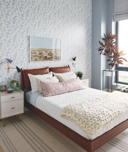 Here It Is The 2018 Real Simple Home See 50 Inspiring Ideas You Can Steal For Your Place Discount Bedroom Furniture Home Bedroom Furniture Real simple bedroom ideas