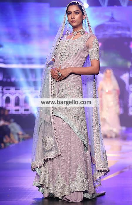 Stunning Wedding Dress for Walima or Reception Begin your fairytale day by wearing this stunning