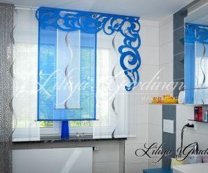 Badezimmer Gardinen Nach Mass Kaufen Fensterdeko Furs Bad In 2020 Kleine Badezimmer Design Gardinen Nach Mass Gardinen Modern