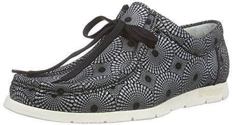 Mathias, Chaussures de ville Homme Noir (SCHWARZ) 42 EUSioux