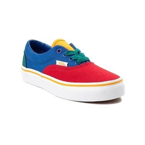 Youth Vans Era Skate Shoe - multi