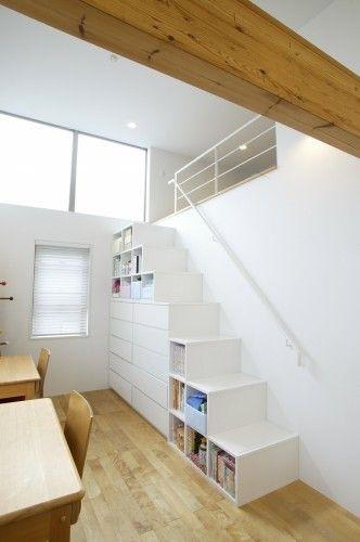実用的なロフトのある家を実現の為 気を付けるポイント徹底解説 重量木骨の家 ロフト設計 住宅 居心地の良い家