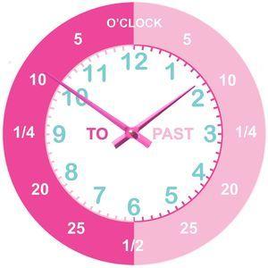 Children S Room Accessories Notonthehighstreet Com Clock For Kids Cute Clock Clock