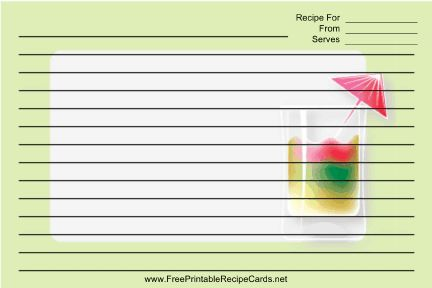 Recipe+Card+Download+_+Evermore+Paper+Co A Current projects - free recipe card template for word
