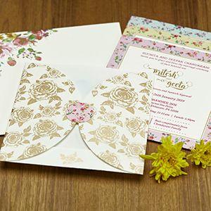 Mf2419 In 2020 Hindu Wedding Cards Muslim Wedding Cards Wedding Invitation Wording Templates